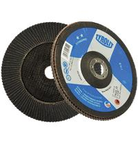 Flap disc Tyrolit Standard** 125x22mm ZA.80