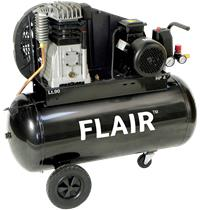 Flair Kompressor 40/90  4,0 HK  90L Tank