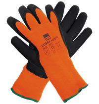 Cobra Soft Hi-Viz orange m/thermofor str.9   87409